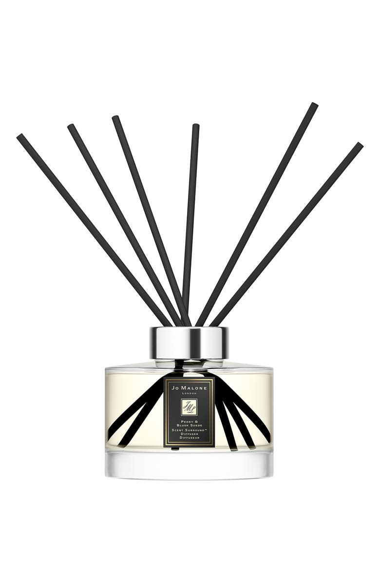 JO MALONE LONDON<SUP>™</SUP> Peony & Blush Suede Scent Surround<sup>™</sup> Diffuser, Main, color, No Color