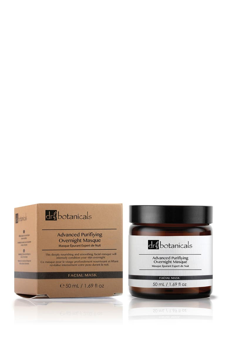 SKINCHEMISTS Advanced Purifying Overnight Masque, Main, color, NO COLOR