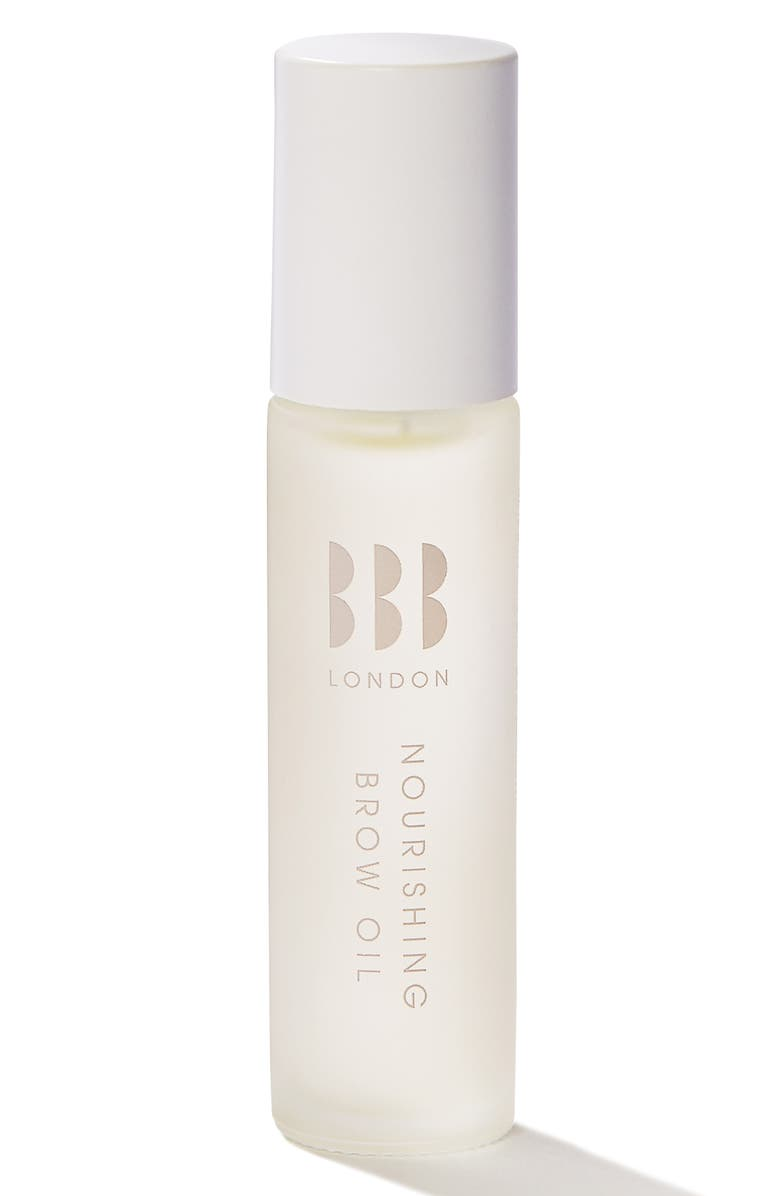 BBB LONDON Nourishing Brow Oil, Main, color, 000