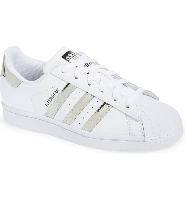 ADIDAS Superstar Sneaker, Main, color, 135