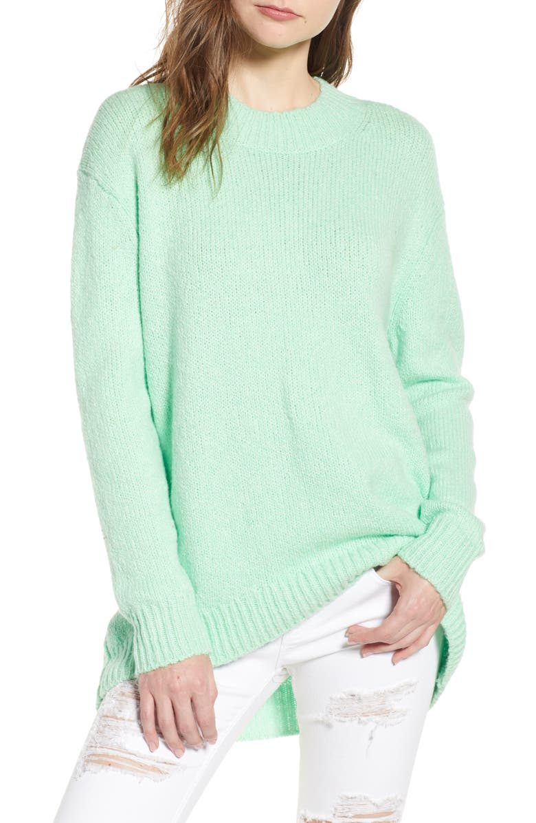 LEITH High-Low Sweater, Main, color, 330