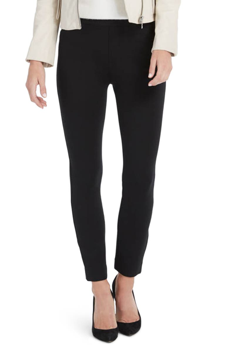 SPANX<SUP>®</SUP> The Perfect  Back Seam Skinny Pants, Main, color, CLASSIC BLACK