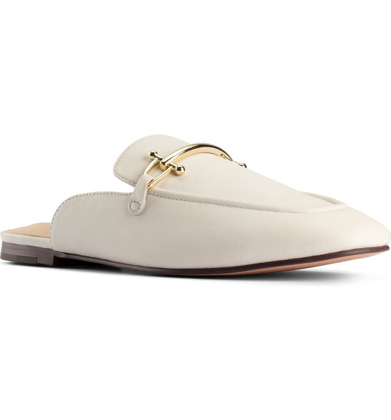 CLARKS<SUP>®</SUP> Pure 2 Mule, Main, color, WHITE LEATHER