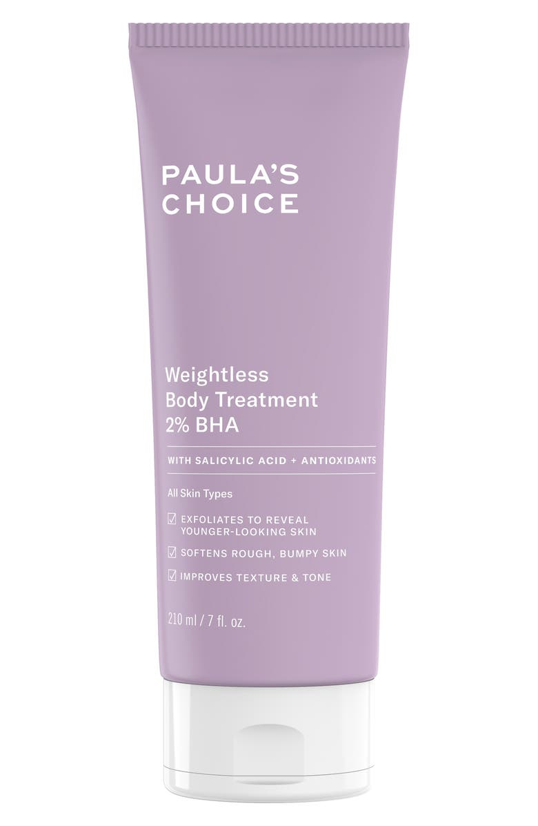 PAULA'S CHOICE Resist Weightless Body Treatment 2% BHA, Main, color, 000