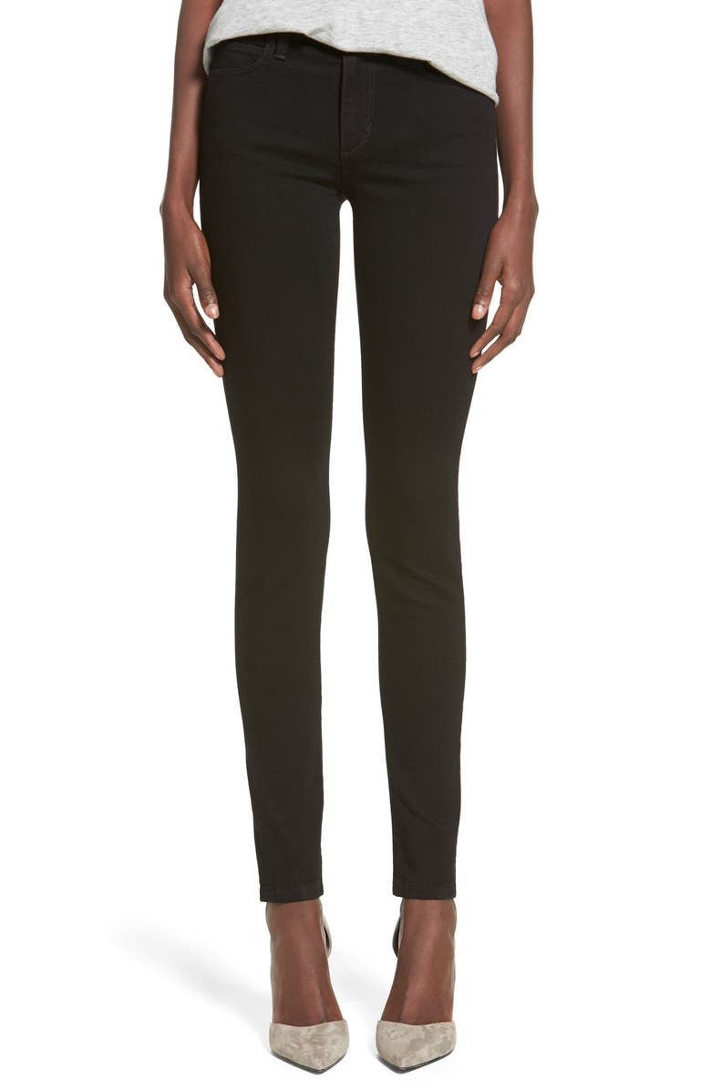 JOE'S 'Flawless - #Hello' Skinny Jeans, Main, color, 001