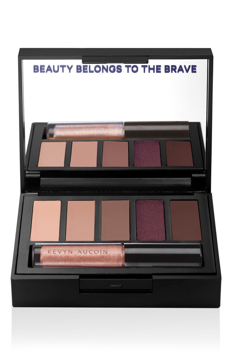 KEVYN AUCOIN BEAUTY Emphasize Eyeshadow Design Palette, Main, color, AS SEEN IN