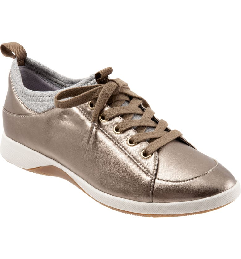 SOFTWALK<SUP>®</SUP> SAVA Haven Sneaker, Main, color, BRONZE