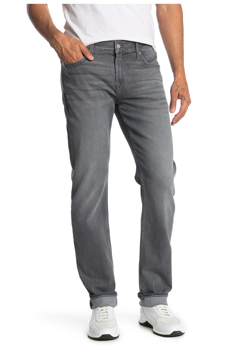 7 FOR ALL MANKIND Slimmy Slim Fit Jeans, Main, color, WELLES