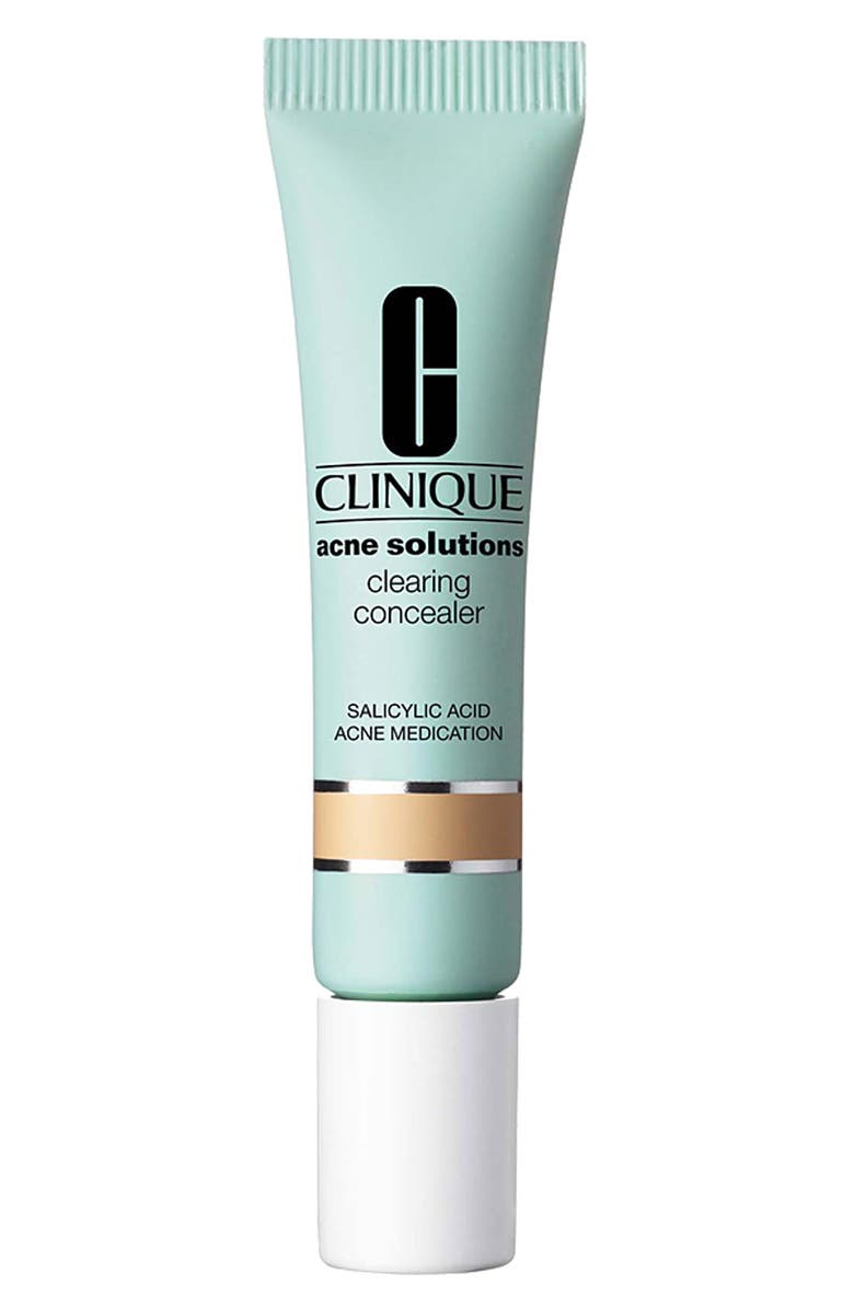 CLINIQUE Acne Solutions Clearing Concealer, Main, color, 001