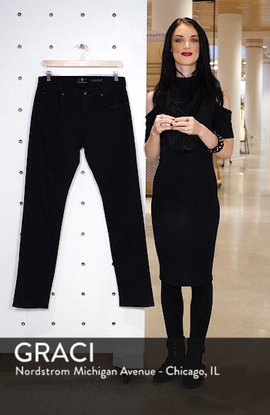 The Standard Luxe Performance Straight Leg Jeans, sales video thumbnail