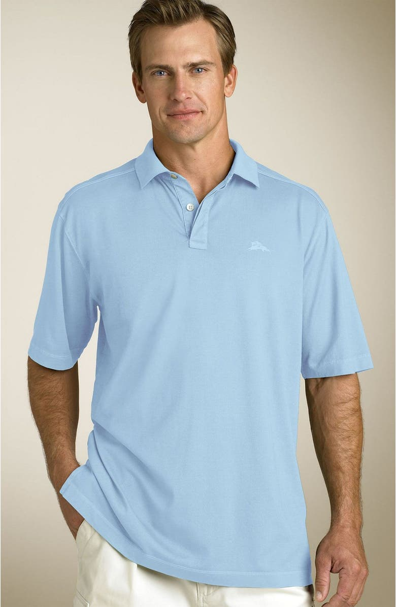 TOMMY BAHAMA Relax 'Built to Chill' Polo, Main, color, 465