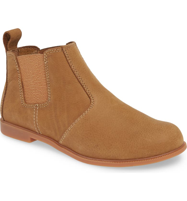 KODIAK Low Rider Chelsea Boot, Main, color, WHEAT LEATHER