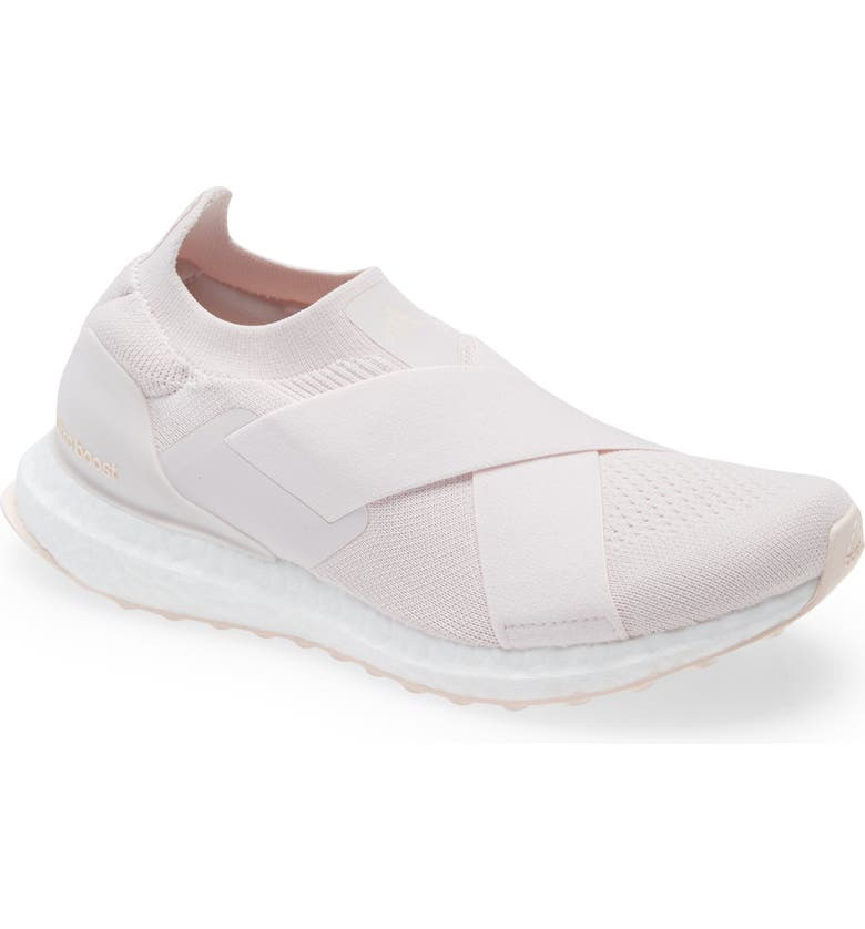 ADIDAS UltraBoost Slip-On DNA Running Shoe, Main, color, ORCHID TINT/ WHITE/ PINK TINT