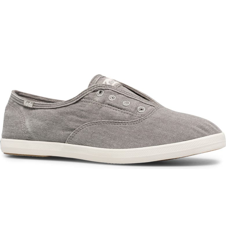 KEDS<SUP>®</SUP> Chillax Washable Sneaker, Main, color, DRIZZLE GRAY FABRIC