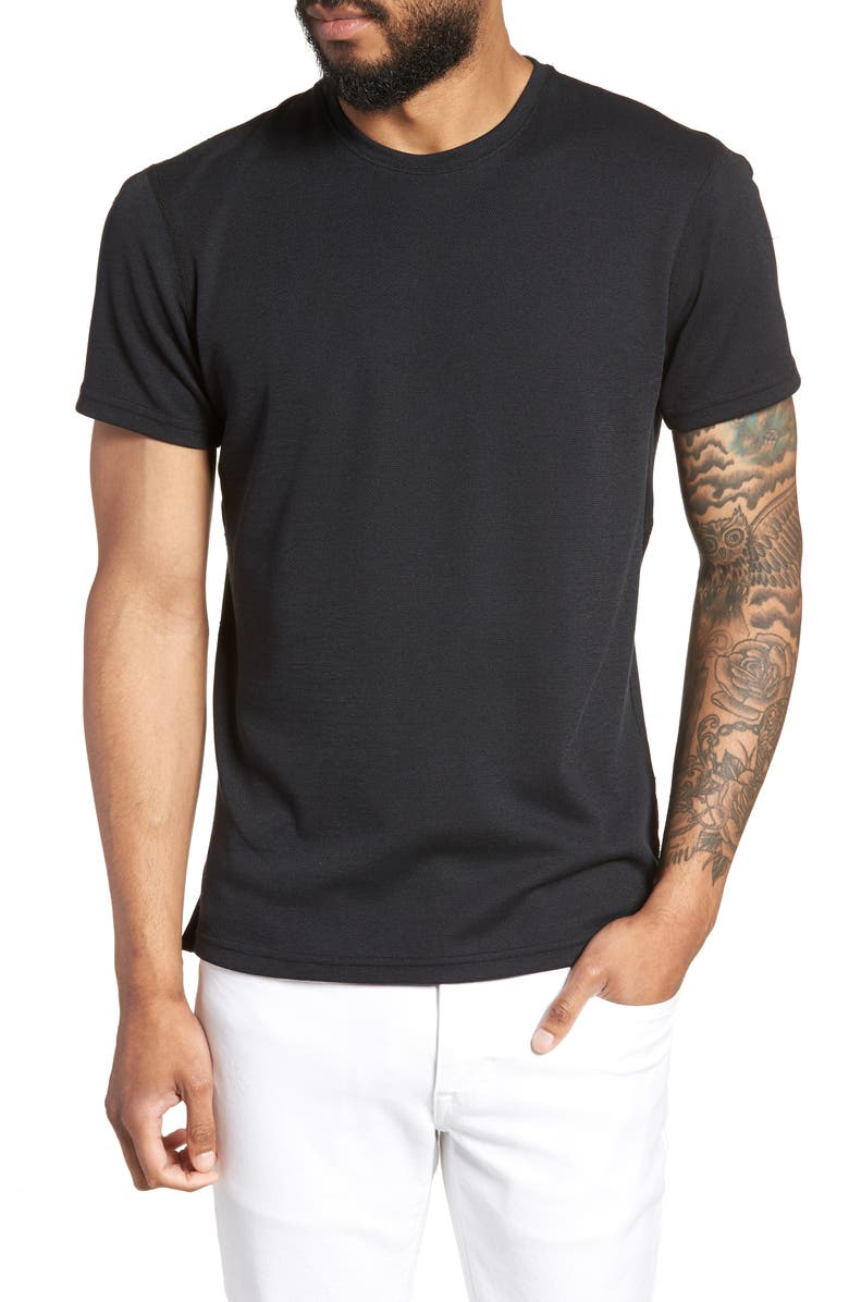 REIGNING CHAMP Power Dry<sup>®</sup> T-Shirt, Main, color, 001