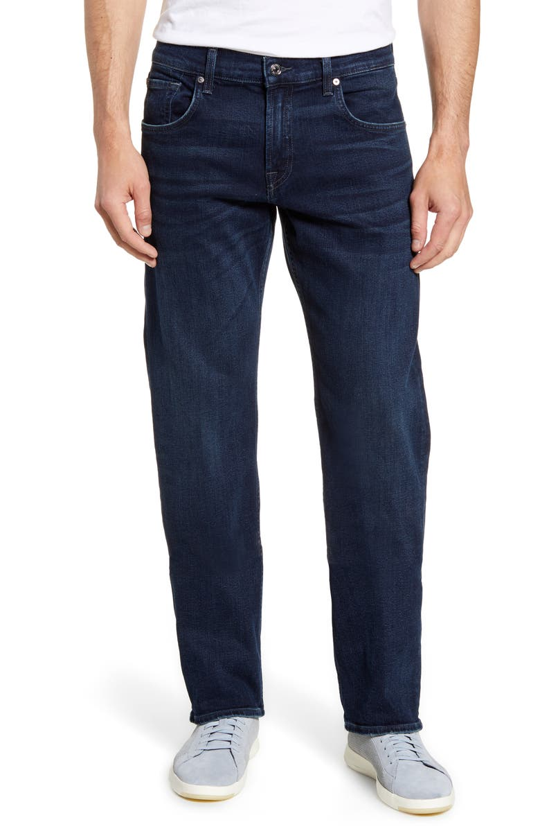 7 FOR ALL MANKIND<SUP>®</SUP> Austyn Relaxed Fit Jeans, Main, color, 409