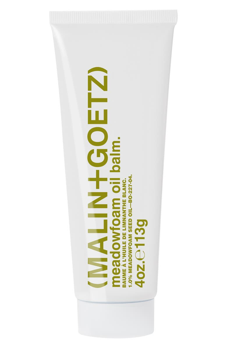 MALIN+GOETZ Meadowfoam Oil Balm, Main, color, NO COLOR