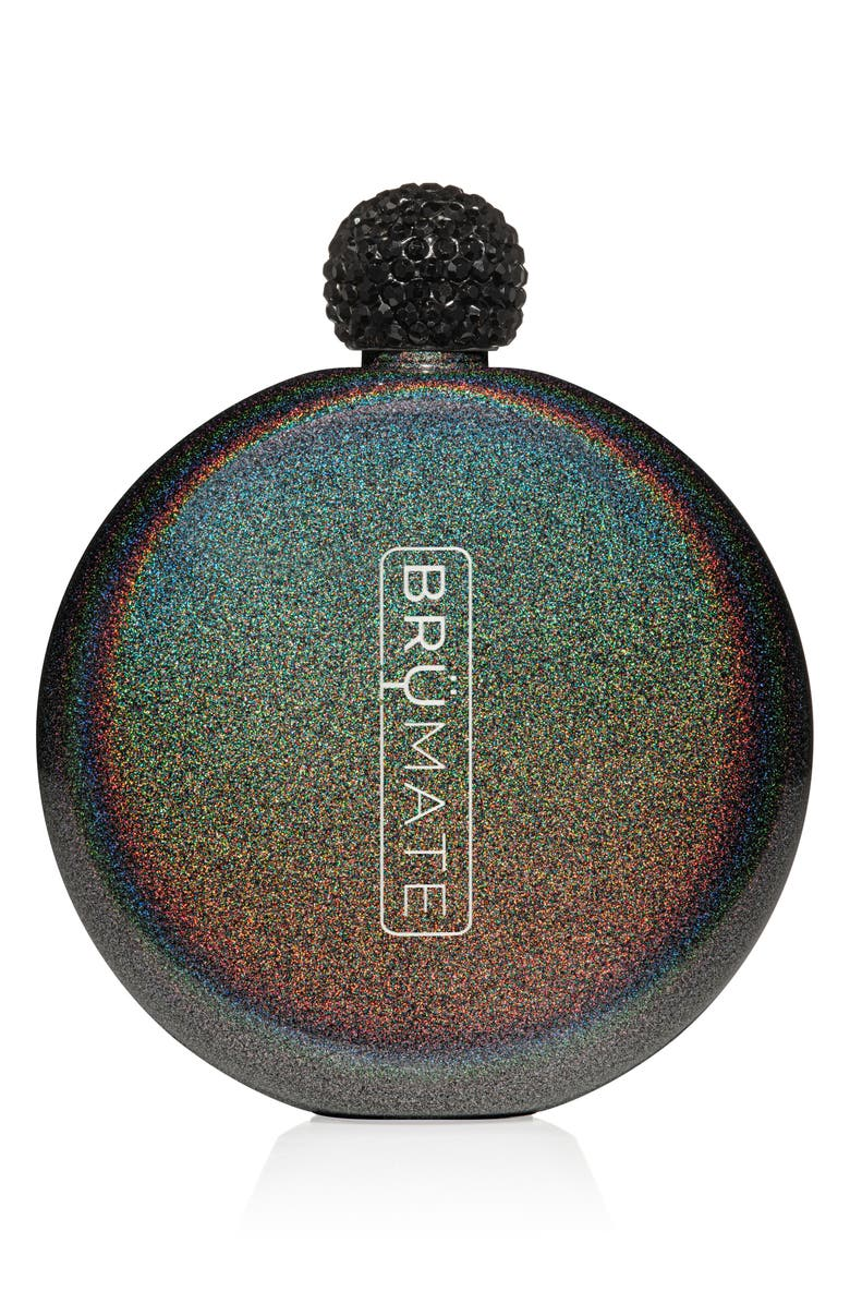 BRÜMATE Glitter Flask, Main, color, 020