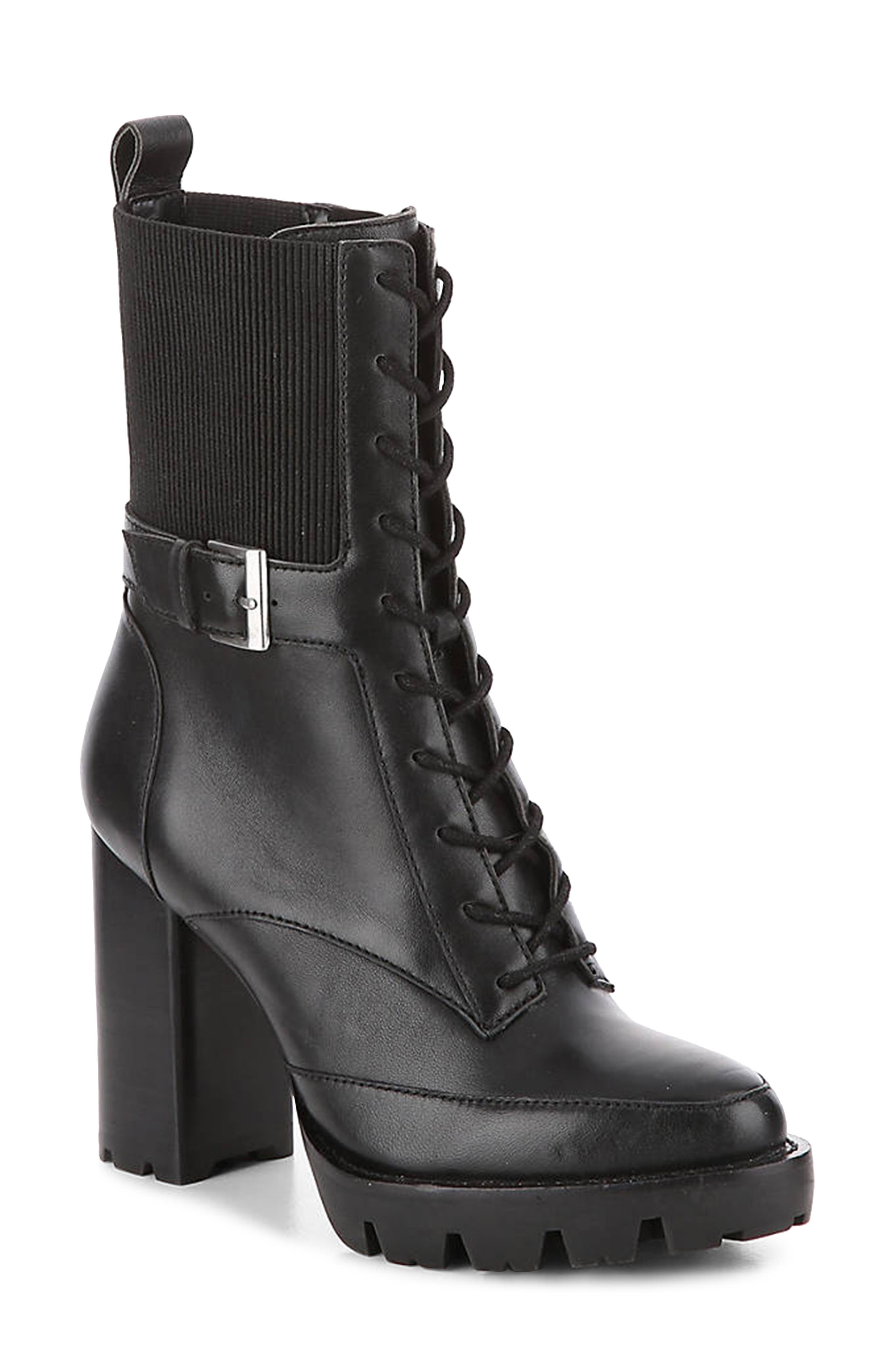 Charles David Gimmick Lace-Up Boot
