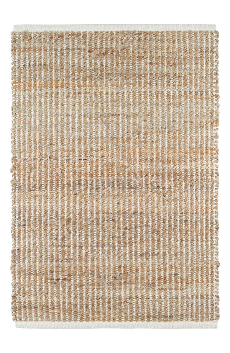 DASH & ALBERT Gridwork Woven Rug, Main, color, 101
