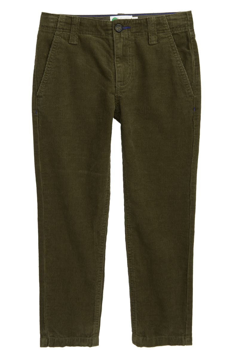 MINI BODEN Relaxed Corduroy Pants, Main, color, 304