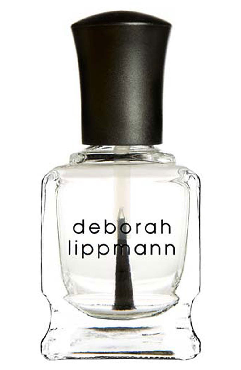 DEBORAH LIPPMANN Addicted To Speed Ultra Quick Dry Top Coat, Main, color, NO COLOR