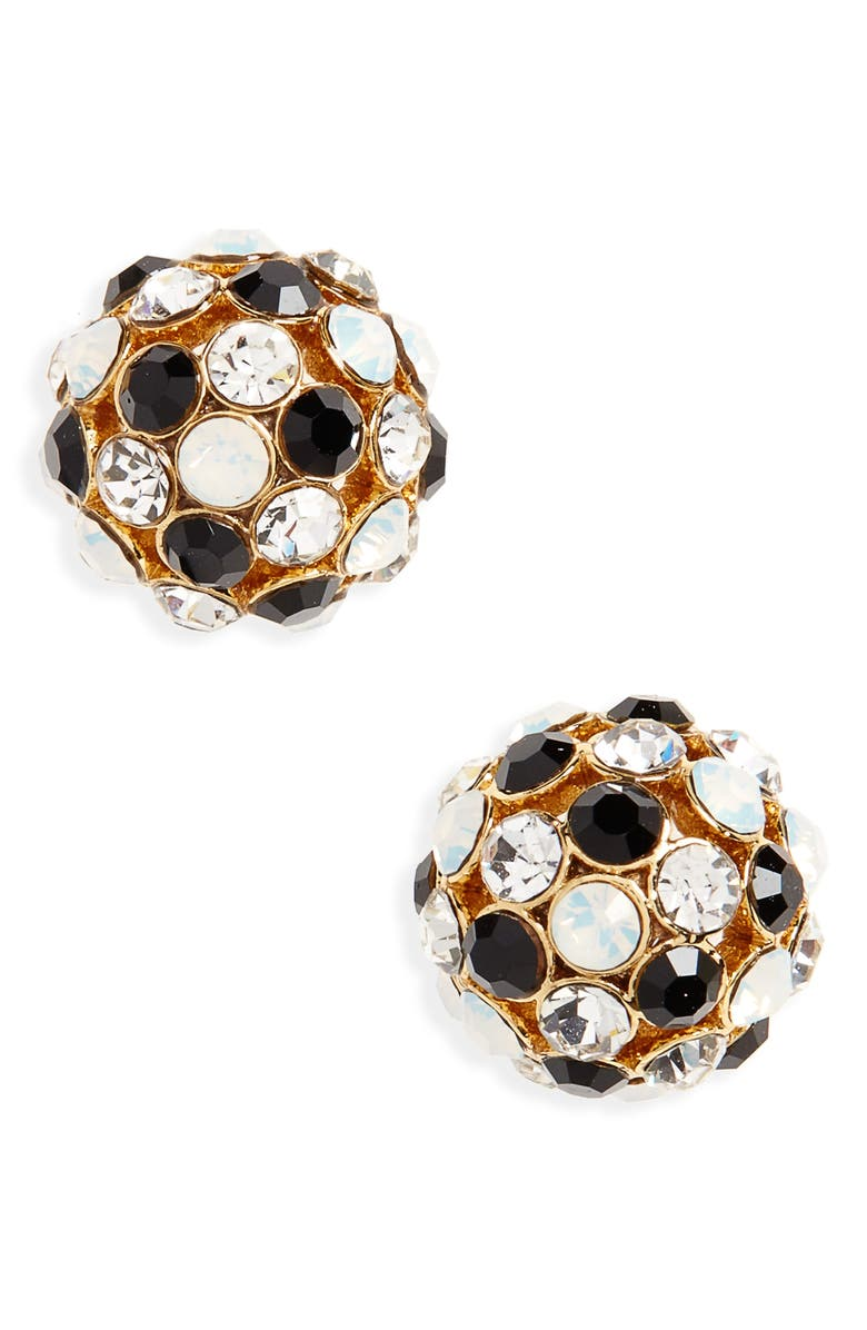 KATE SPADE NEW YORK ball stud earrings, Main, color, 006