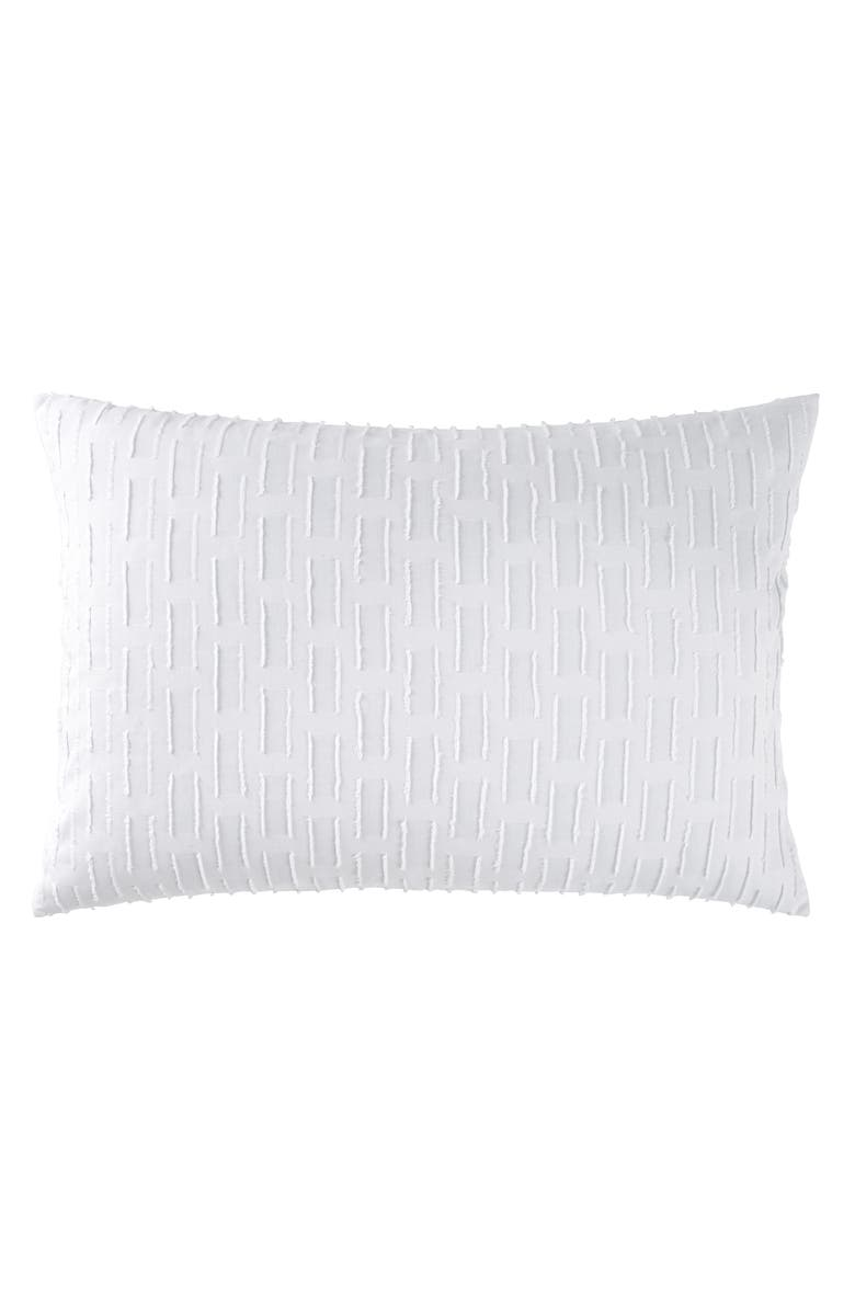 DKNY Refresh Sham, Main, color, WHITE