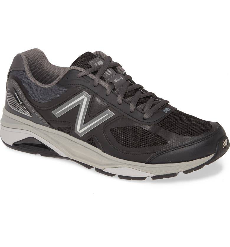 NEW BALANCE Made in US 1540v3 Running Shoe, Main, color, Black