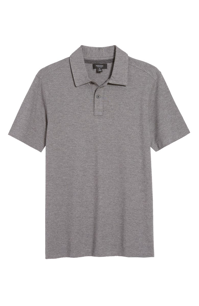 NORDSTROM Men's Shop Regular Fit Polo, Main, color, 022