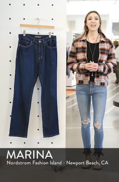 'Charisma' Classic Relaxed Fit Jeans, sales video thumbnail