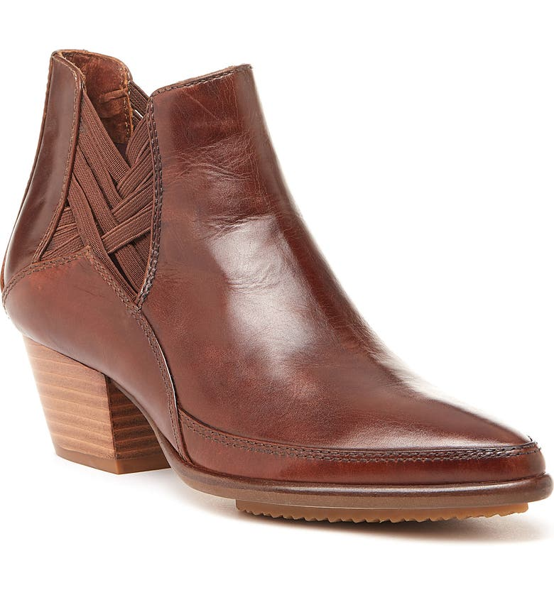 KELSI DAGGER BROOKLYN Elsewhere Bootie, Main, color, ESPRESSO LEATHER