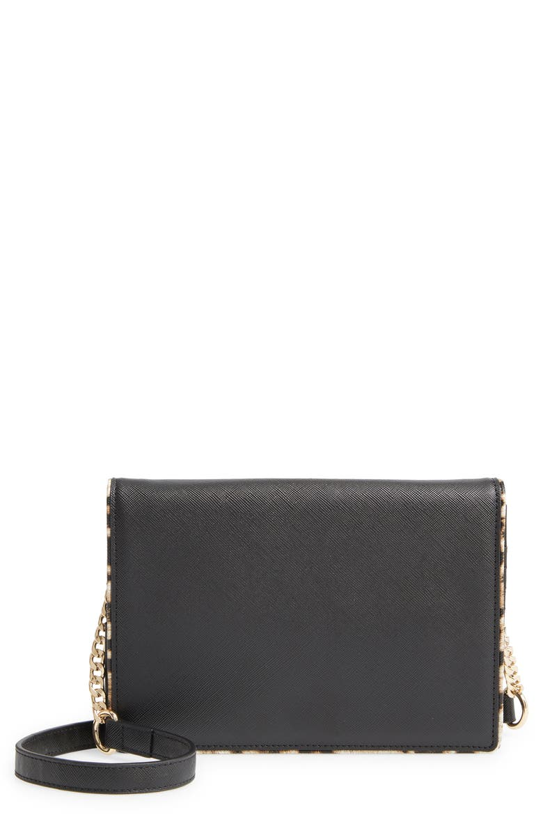 NORDSTROM Delilah Crossbody Wallet, Main, color, NO_COLOR