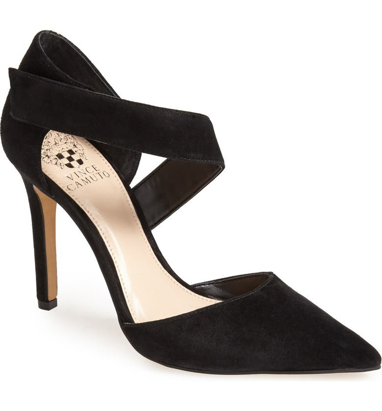 VINCE CAMUTO 'Carlotte' Pointy Toe Pump, Main, color, 001