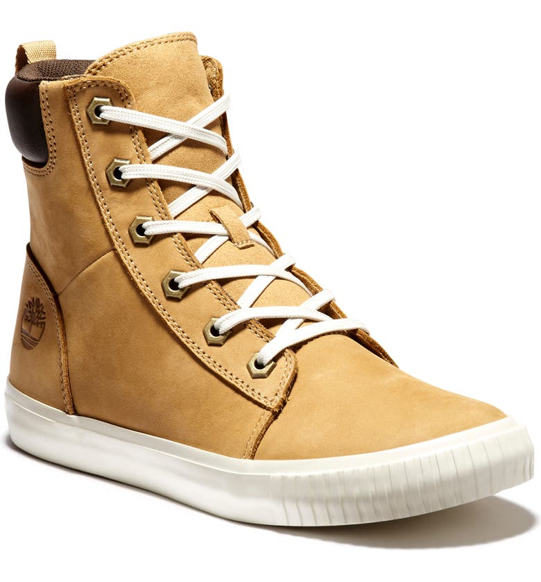 TIMBERLAND Skyla Bay Sneaker Boot, Main, color, WHEAT