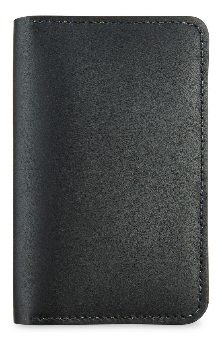 RED WING Leather Passport Wallet, Main, color, 001