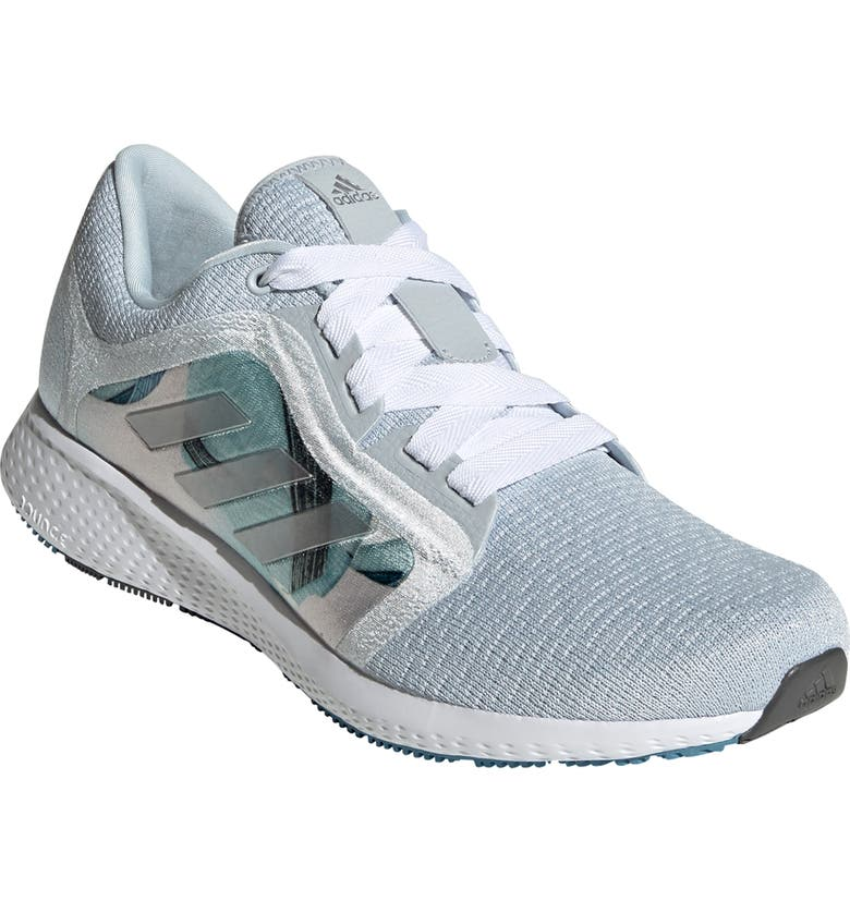 ADIDAS Edge Lux 4 Running Shoe, Main, color, SILVER / WHITE/ GREY FIVE