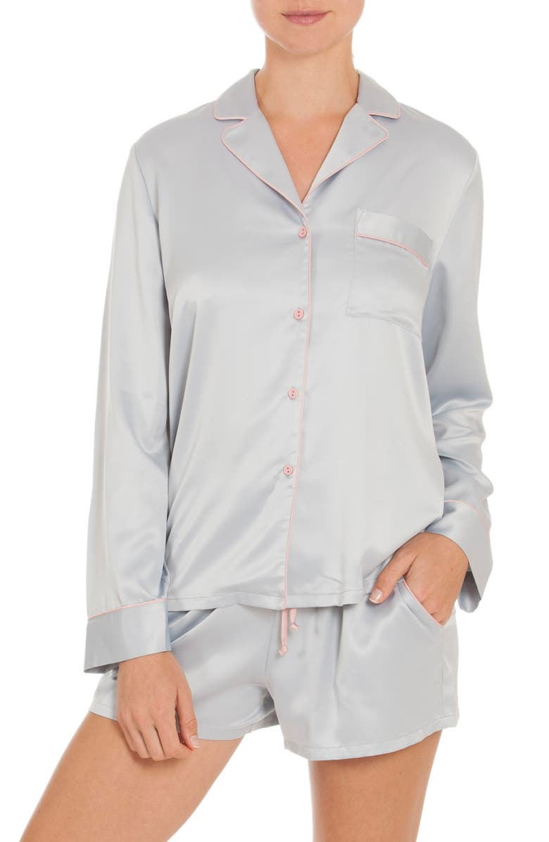 IN BLOOM BY JONQUIL Short Pajamas, Main, color, 003