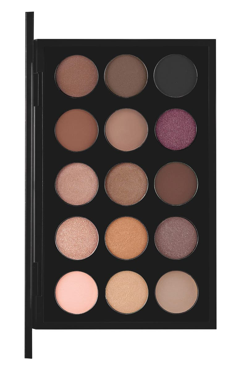 MAC COSMETICS M·A·C 'Nordstrom Naturals' Eyeshadow Palette, Main, color, NORDSTROM NATURALS