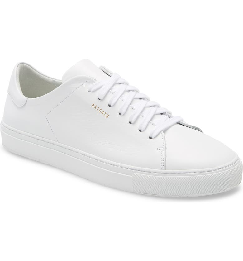 AXEL ARIGATO Clean 90 Sneaker, Main, color, WHITE LEATHER