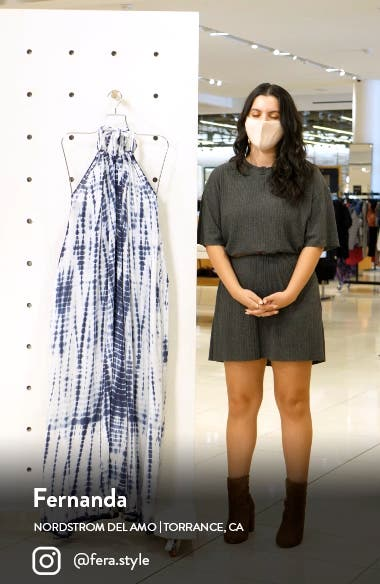 Cover-Up Maxi Dress, sales video thumbnail