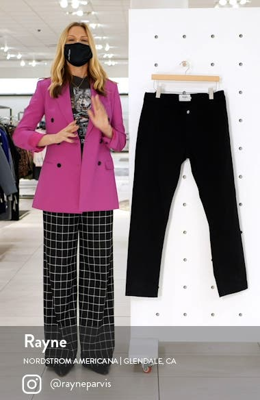 Strood Stretch Cotton Chino Pants, sales video thumbnail