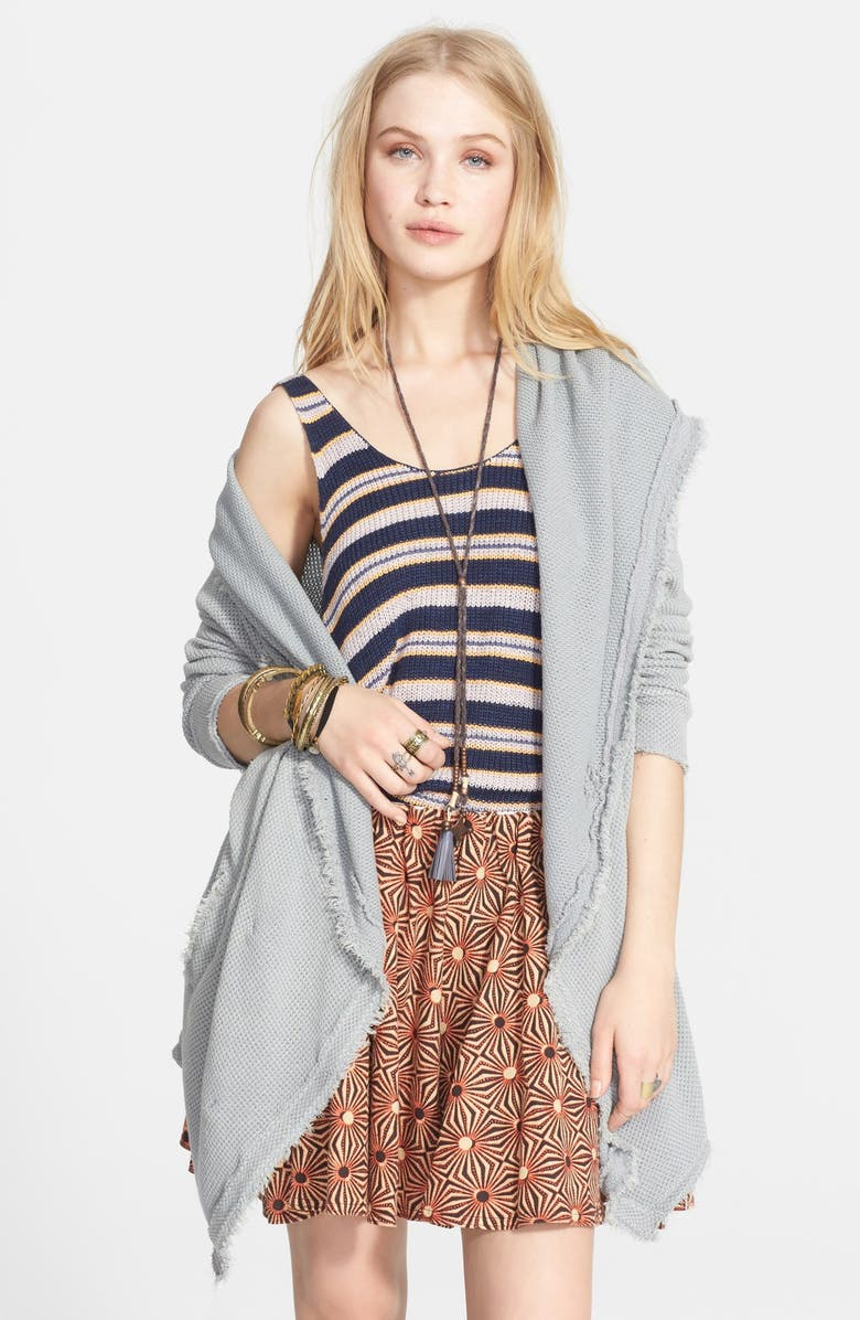 FREE PEOPLE 'The Big Chill' Cardigan, Main, color, 300