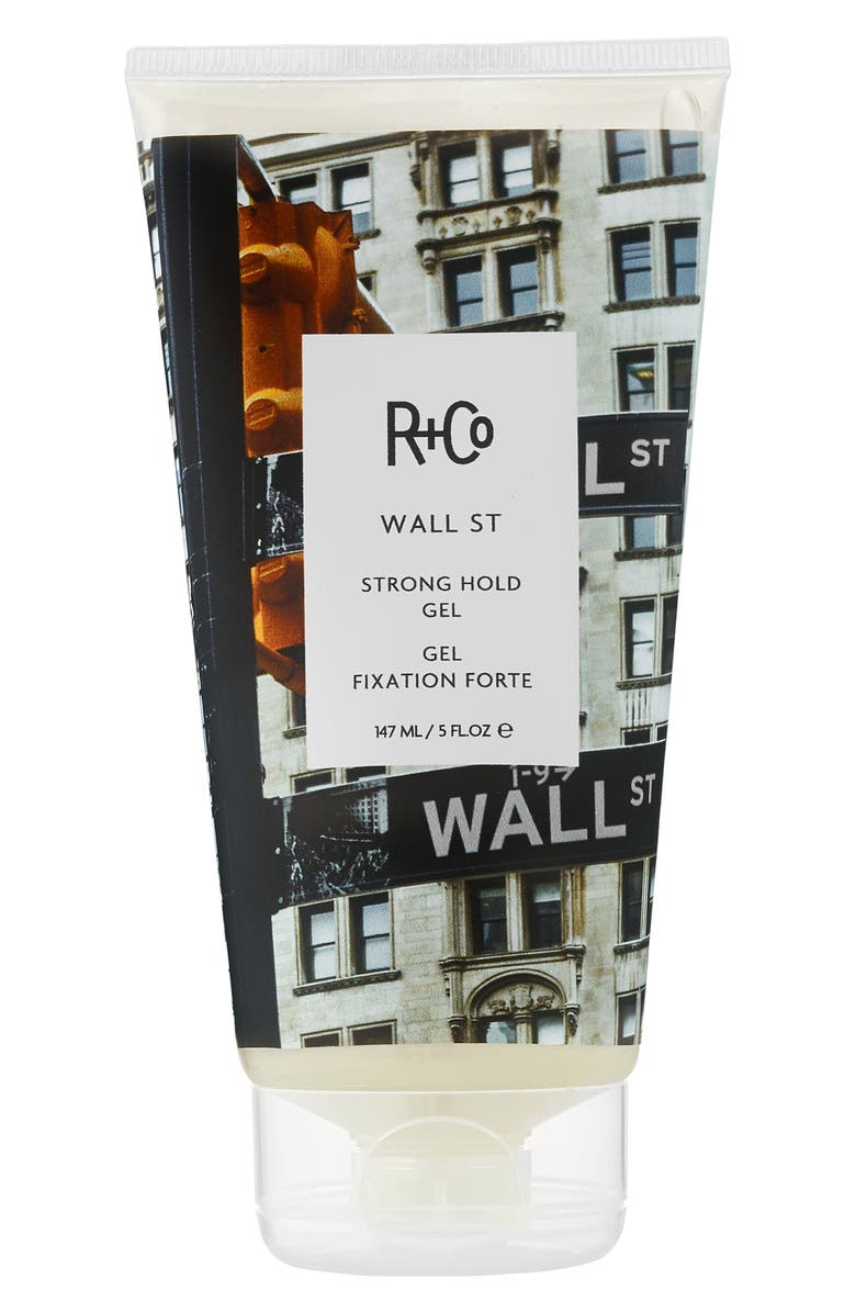 R+CO Wall St. Strong Hold Gel, Main, color, 000