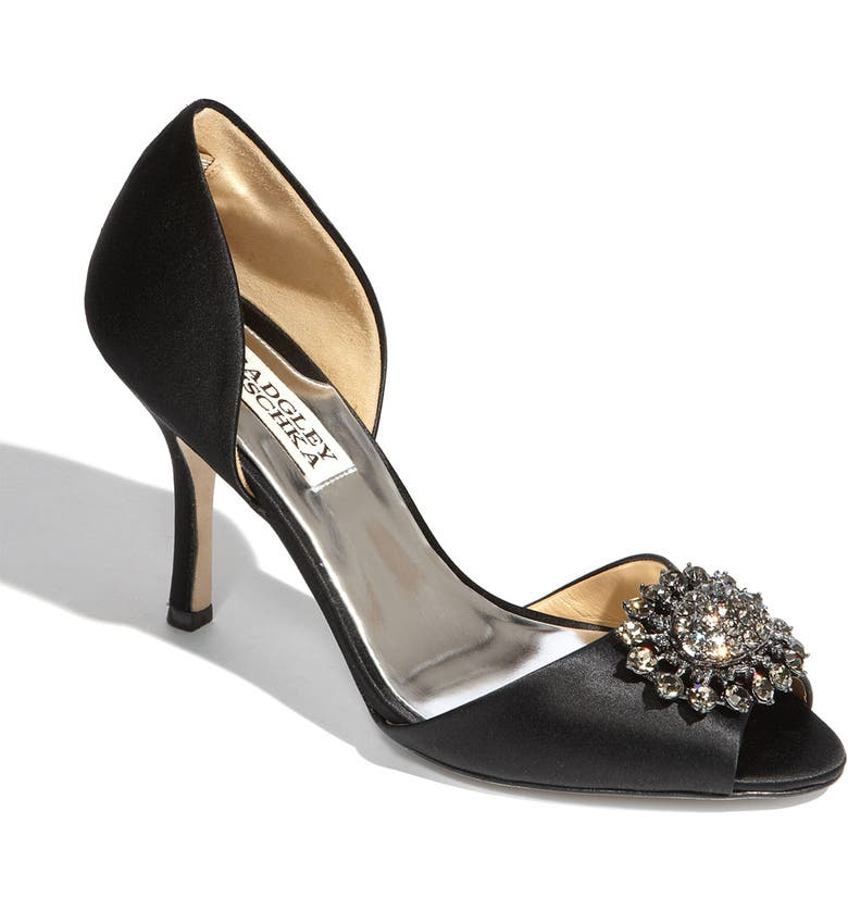 BADGLEY MISCHKA COLLECTION Badgley Mischka 'Lacie' Pump, Main, color, 015