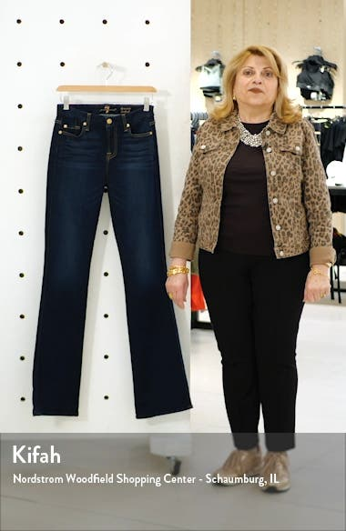 'Slim Illusion Luxe - Kimmie' Bootcut Jeans, sales video thumbnail