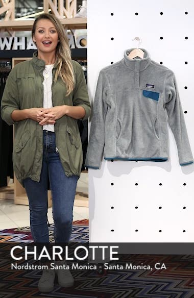 Re-Tool Snap-T<sup>®</sup> Fleece Pullover, sales video thumbnail