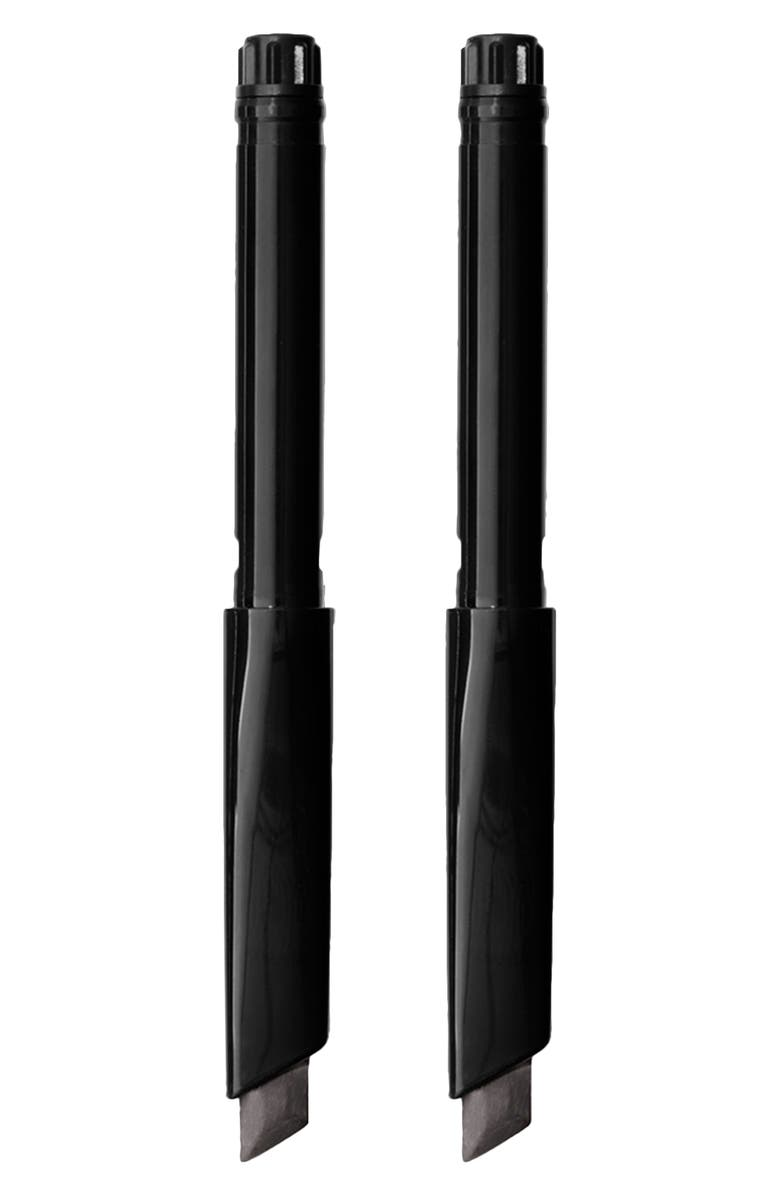 BOBBI BROWN Perfectly Defined Long-Wear Brow Pencil Refill, Main, color, SOFT BLACK