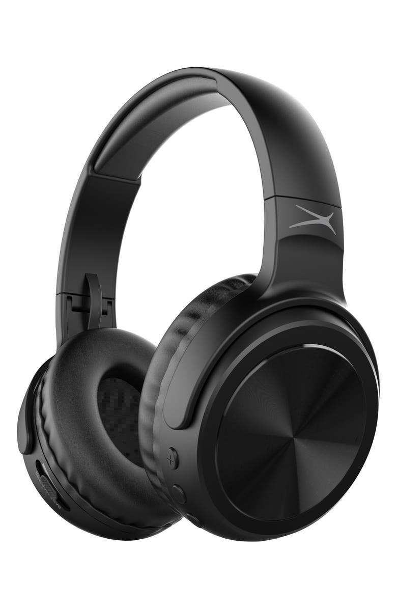 ALTEC LANSING Rumble Bluetooth<sup>®</sup> Over-Ear Headphones, Main, color, 001