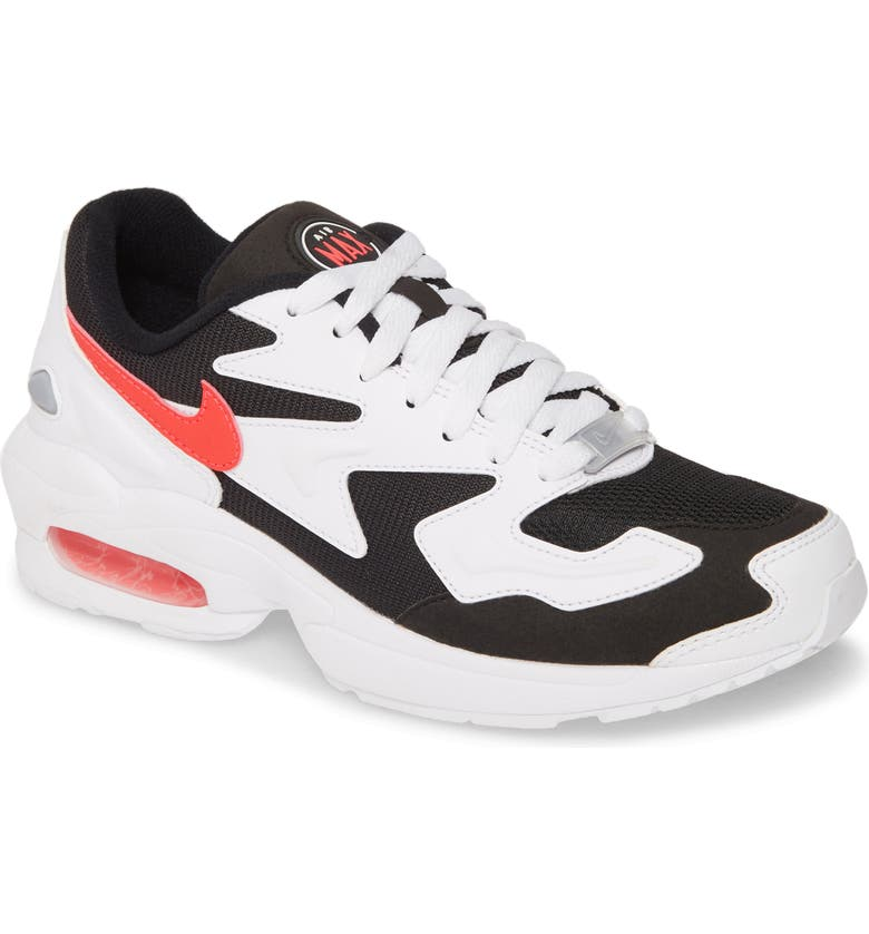 NIKE Air Max2 Light Sneaker, Main, color, 101